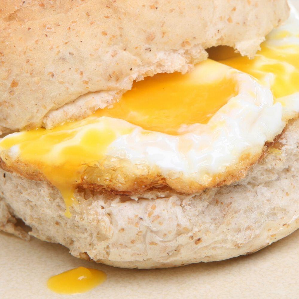 Fried Egg Bap