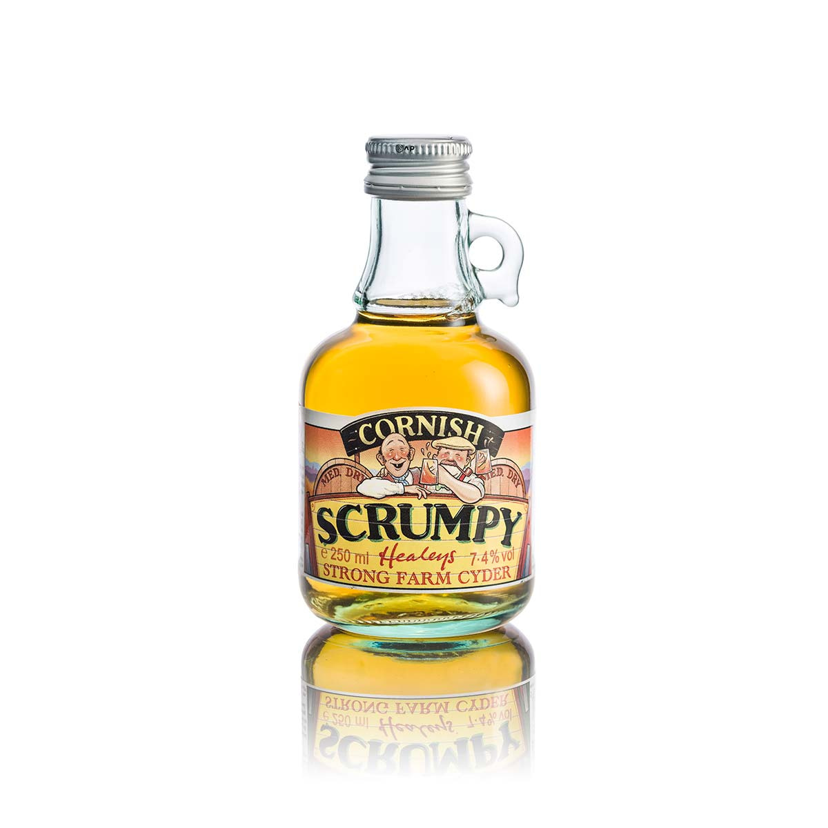 Cornish Scrumpy Medium Dry