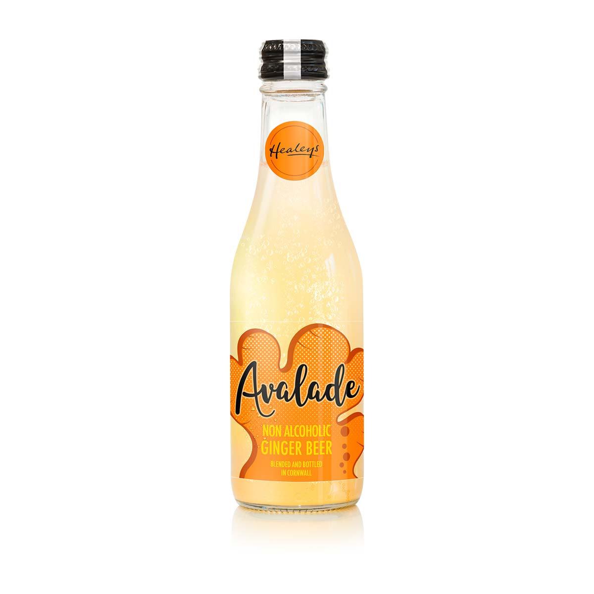 Cornish Ginger Beer Avalade