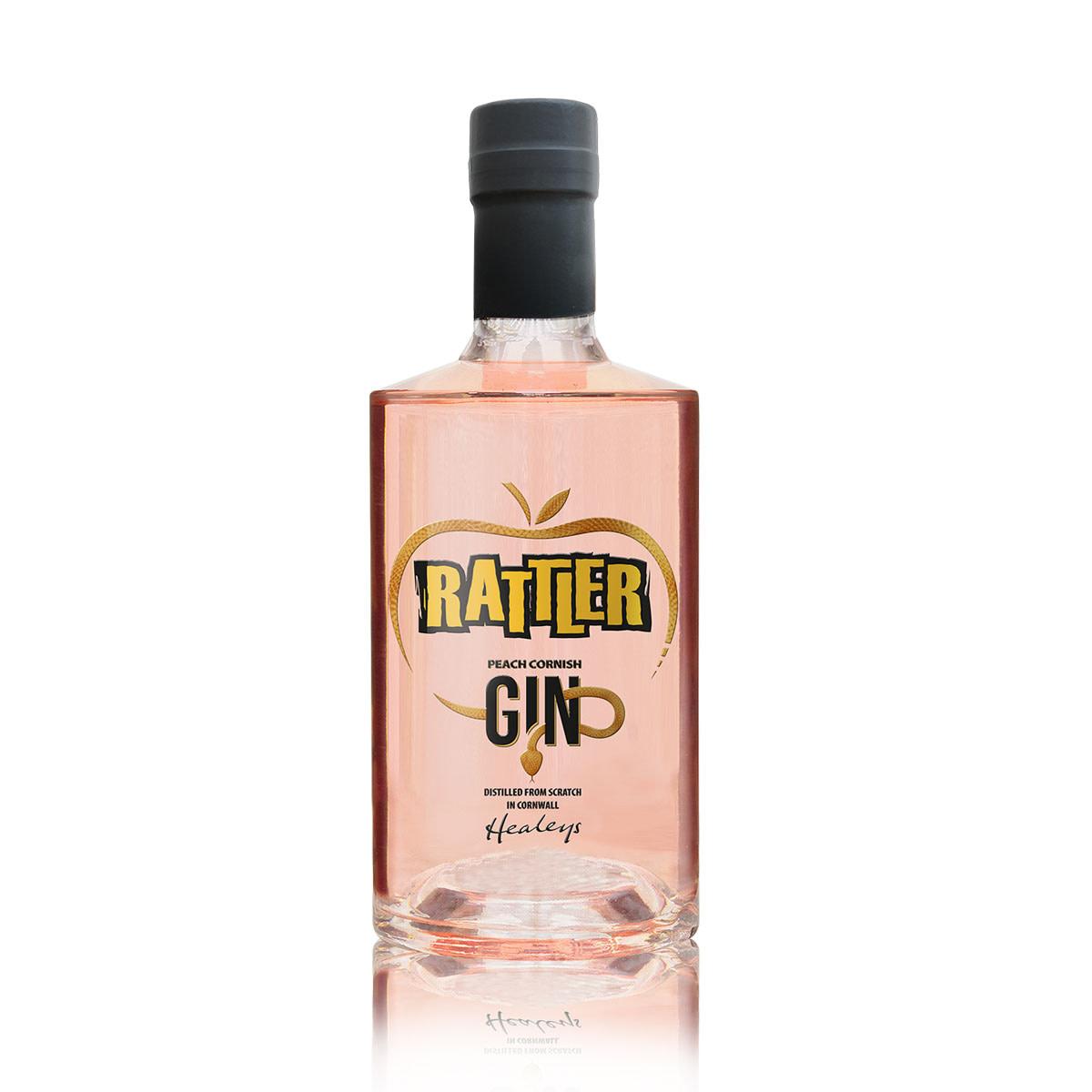 Rattler Peach Gin