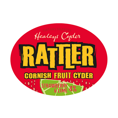 Rattler Strawberry & Lime