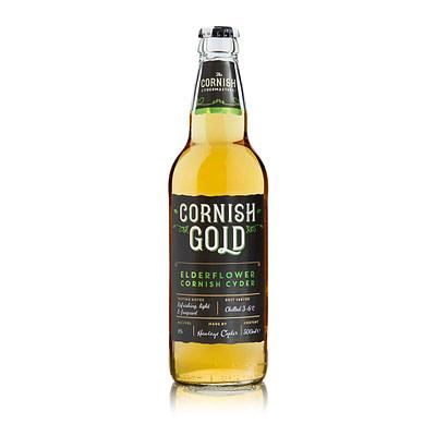 Cornish Gold Elderflower