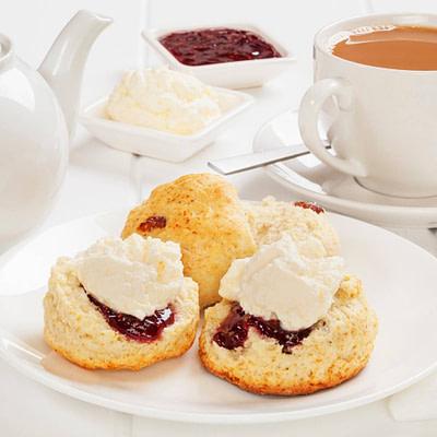 Traditional Cornish Cream Tea