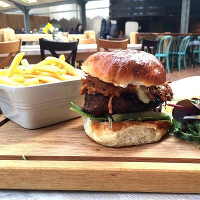 Healeys Beef Burger