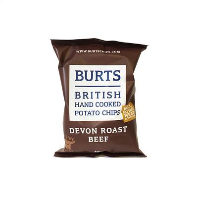 Burts Devon Roast Beef Crisps