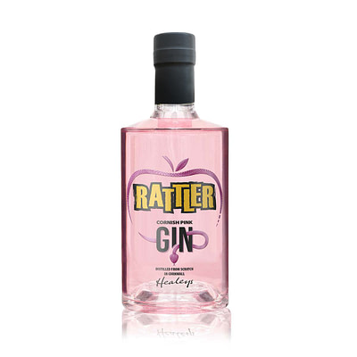 Rattler Pink Gin