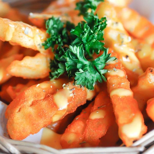 Cheesy Chips
